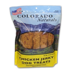 Chicken Jerky 16 oz.